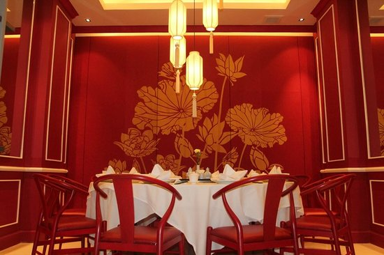 Chatrium Hotel Royal Lake Yangon: Tiger Hill Chinese Restaurant