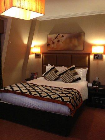 Hotel Russell: Bedroom