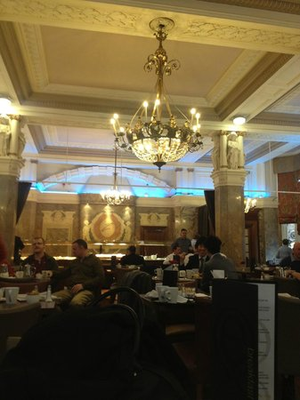 Hotel Russell: Breakfast Room