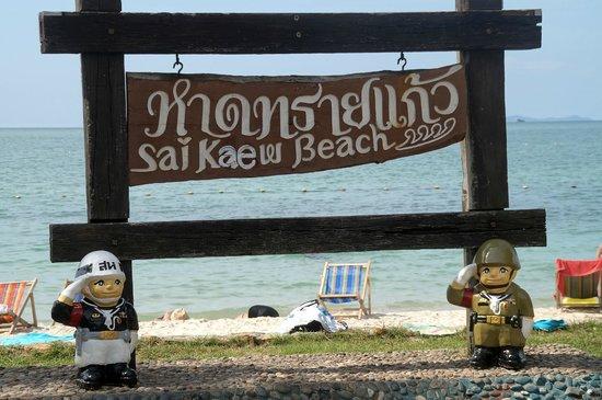 Sattahip, Tailandia:                                     Royal Thai Navy Strand