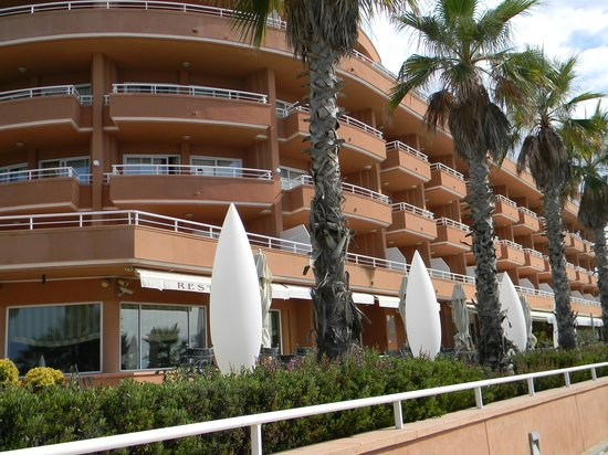 Sunway Playa Golf Hotel & Spa Sitges: hotel