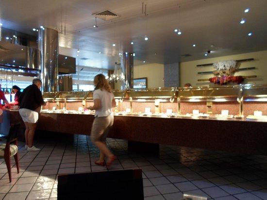 Bull Hotel Escorial & Spa: le buffet