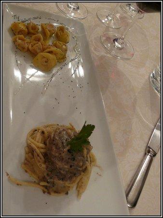 Hotel Restaurant Pallotta Assisi:                   pasti