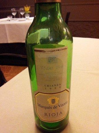 La Grava:                   An Empty Bottle!!