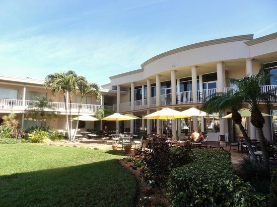 Thunderbird Beach Resort Restaurant