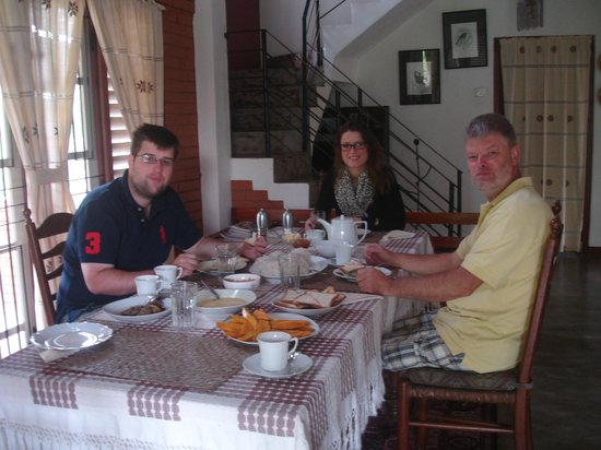Sujatha's Homestay: Hearty Breakfast to start the day