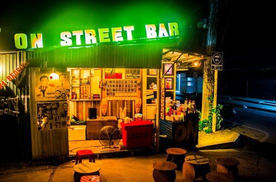 On Street Bar samui: Welcome to On Steet Bar Samui