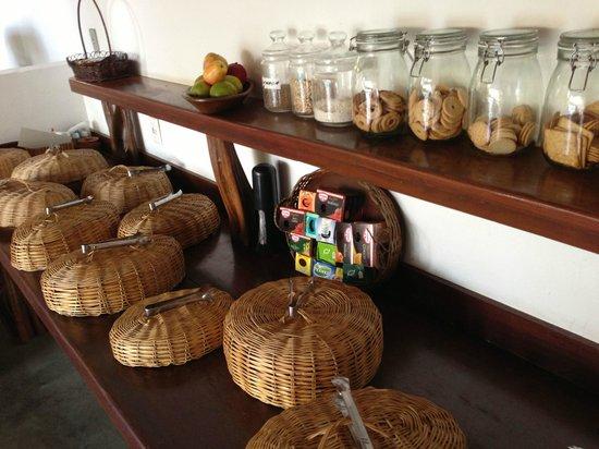 Pousada Xama: What surprises await under the breakfast baskets?