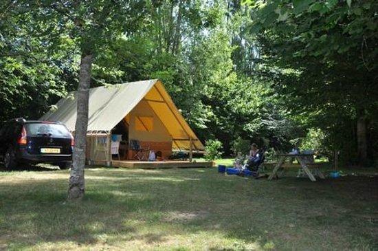 写真Camping Brantome Peyrelevade枚