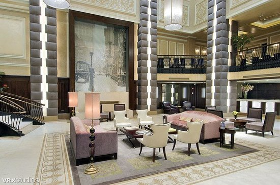 Carlton Hotel, Autograph Collection: Lobby