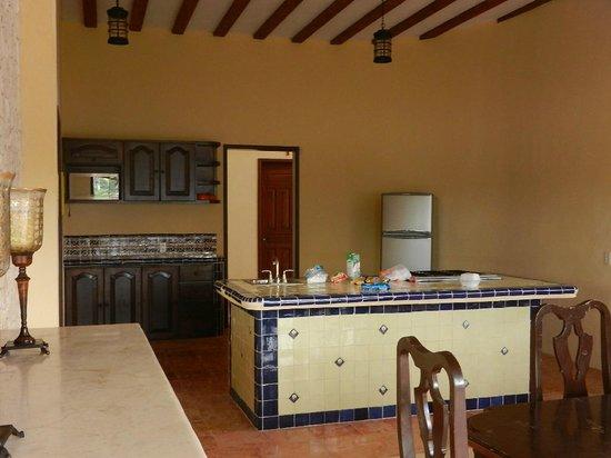 Casa De Los Pianos:                                                       Cocina / Kitchen