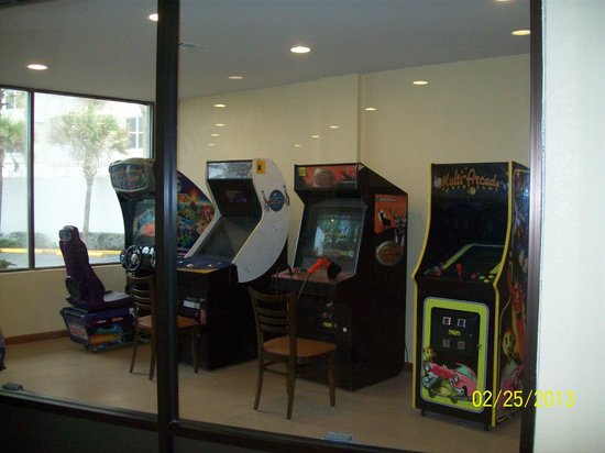 Lexington Inn & Suites: Arcade