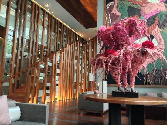 Hansar Bangkok Hotel: Lobby