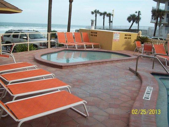 Lexington Inn & Suites: Kiddy pool