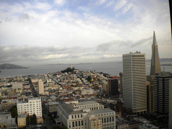 Grand Hyatt San Francisco: Breakfast view