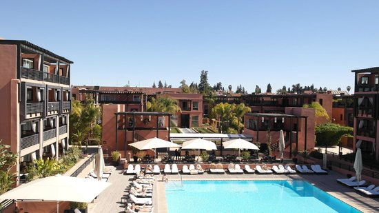 Hotel & Ryads Barriere Le Naoura Marrakech 사진