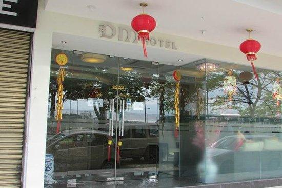 DM Hotel: Main Entrance Door