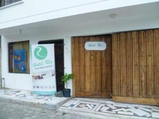 Hotel Rio: entrada