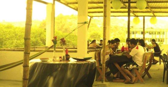 Hotel Rio : restaurante