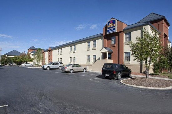 BEST WESTERN Butner Creedmoor Inn照片