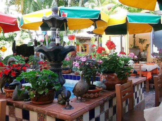 Courtyard Casa Fantasia