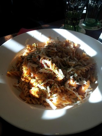 The Olive Grove: Seafood Pasta