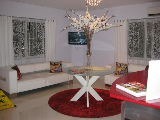 M Boutique Hotel :                   Hall