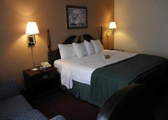Quality Inn Stroudsburg: guest room