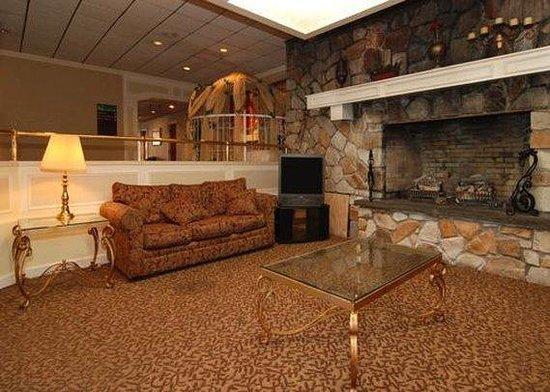 Quality Inn Stroudsburg: Lobby