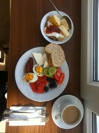 Marmara Guesthouse:                   Buffet Breakfast