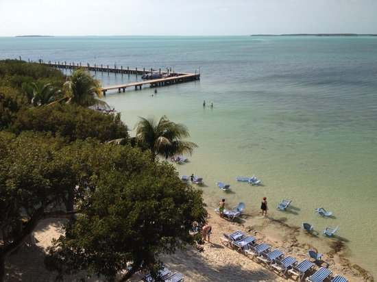 Hilton Key Largo Resort:                   Balcony/ beach view