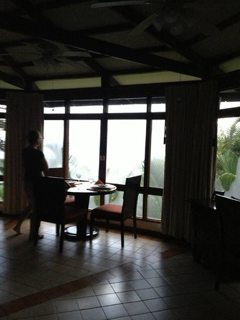 Tulemar Bungalows & Villas:                   Inside the Bunaglow