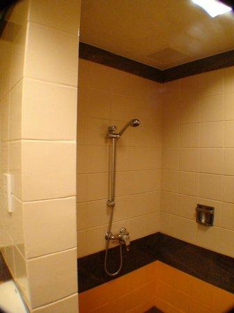 Ambassador Transit Hotel Terminal 2:                   Shower Room