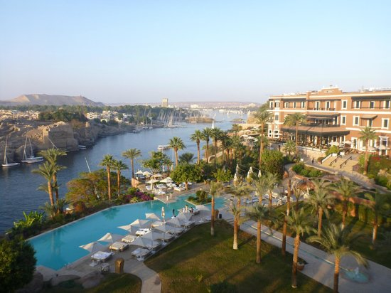 View From Nile Wing Room Picture Of Sofitel Legend Old