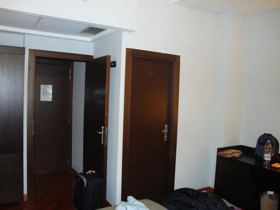 Hotel Re di Roma:                   Quarto