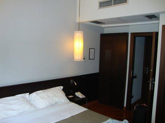 Hotel Re di Roma:                   Roupeiro