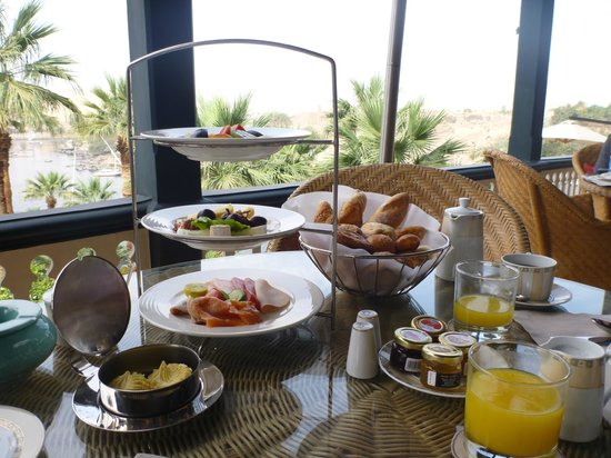 Sofitel Legend Old Cataract Aswan:                   Breakfast