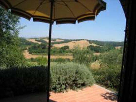 Agriturismo Sorbigliana: panorama