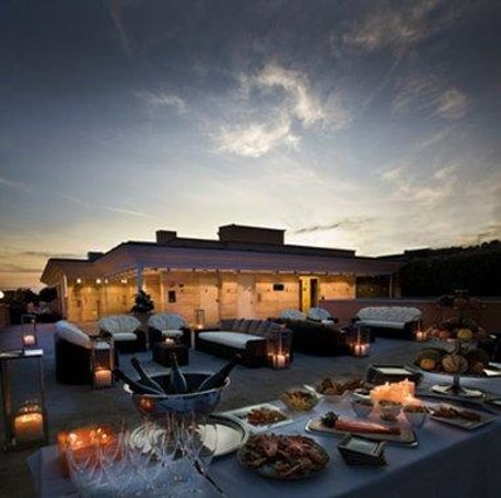 Grand Hotel Via Veneto: Sky Bar & Grill