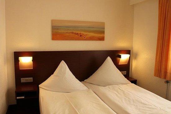 Haus Sparkuhl Hotel Garni: Doppelzimmer