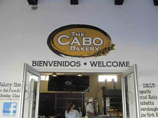The Cabo Bakery: Entry