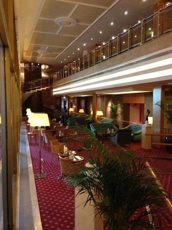 Hilton Budapest: Lobby