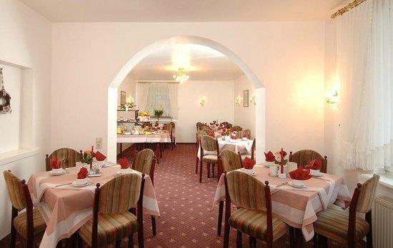 Haus Sparkuhl Hotel Garni: Frühstücksraum