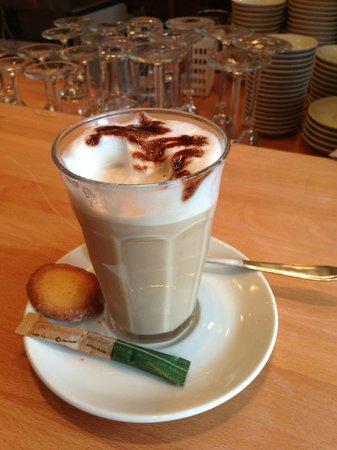 Barista Cafe Aarkade