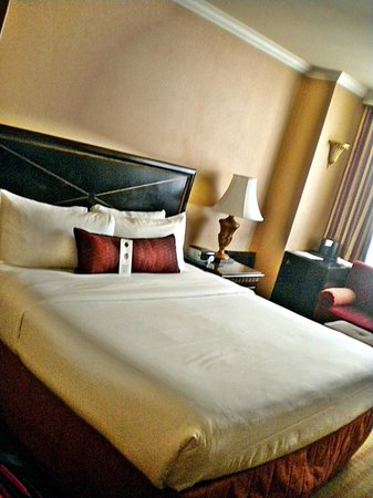 InterContinental Chicago: Comfort