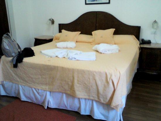 Panacea Hotel Boutique:                   Dormitorio