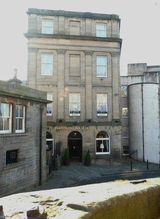 Parliament House Hotel Edinburgh Breakfast
