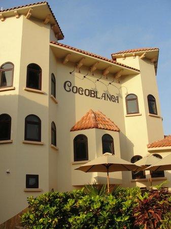 Coco Beach Resort:                   Resort restaurant