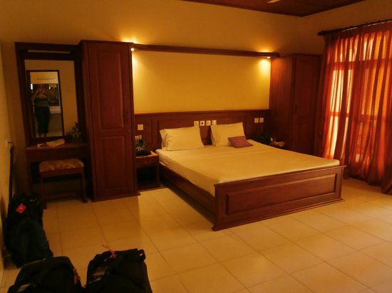 Pelwehera Village Resort: Room 126 a good choice of room