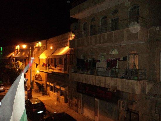 Queen Ayola Hotel: From balcony room